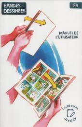 bandes dessinées : manuel de l'utilisateur - Bandes Dessinées : manuel de l'utilisateur