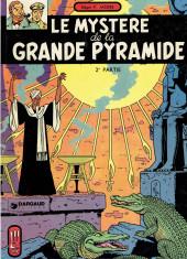 Blake et Mortimer (Historique) -4b77'- Le mystère de la grande pyramide - 2e partie