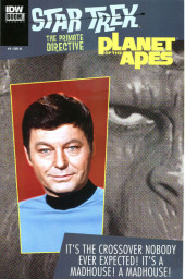 Star Trek/Planet of the Apes: The Primate Directive -3RI- Issue #3