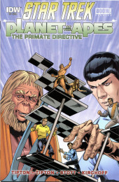 Star Trek/Planet of the Apes: The Primate Directive -5Reg- Issue #5
