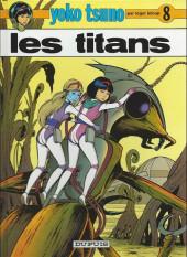 Yoko Tsuno -8a1994- Les titans