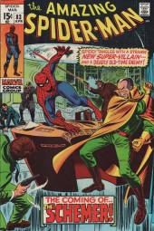 Amazing Spider-Man (The) Vol.1 (Marvel comics - 1963) -83- The Schemer!