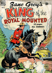 Four Color Comics (Dell - 1942) -265- King of the Royal Mounted