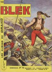 Blek (Les albums du Grand) -155- Le grand Blek
