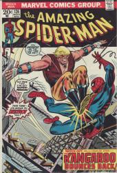 Amazing Spider-Man (The) Vol.1 (Marvel comics - 1963) -126- Kangaroo Bounces Back!