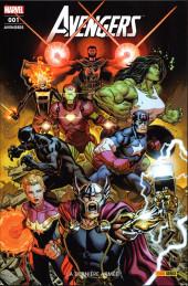 Avengers (Marvel France 6e série) -1- La dernière armée