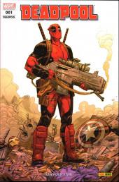 Deadpool (Marvel France 6e série - 2019)  -1- Tuer pour vivre
