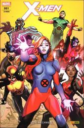 X-Men (Marvel France 6e série) -1- Haine mécanique