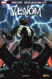 Venom (2e série)  -1- Sacrifiés