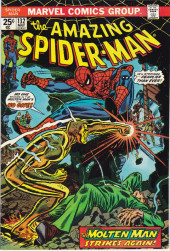 Amazing Spider-Man (The) (1963) -132- The Molten Man Strikes Again!