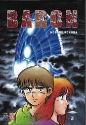 Baron (Noboru) -3- Tome 3