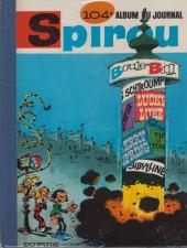 (Recueil) Spirou (Album du journal) -104'- Spirou album du journal