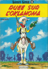 Lucky Luke -14a1970- Ruée sur l'Oklahoma