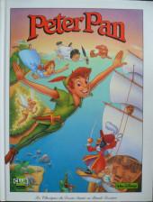 Les classiques du dessin animé en bande dessinée -19- Peter Pan