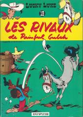 Lucky Luke -19b1986- Les rivaux de Painful Gulch
