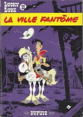Lucky Luke -25a77- La ville fantôme