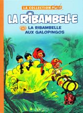 Boule et Bill -15- (Collection Eaglemoss) -4012- La Ribambelle aux Galopingos