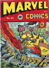 Marvel Mystery Comics (1939) -21- (sans titre)