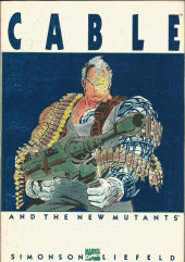 New Mutants (The) (1983) -INT- Cable and the New Mutants