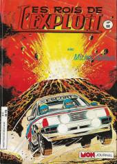 Les rois de l'exploit -68- Rallye sur un volcan