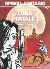 Spirou et Fantasio -45a1998- Luna fatale