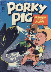 Four Color Comics (Dell - 1942) -271- Porky Pig in Phantom of the Plains