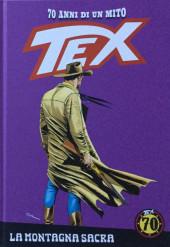 Tex (70 anni di un mito) -58- La montagna sacra