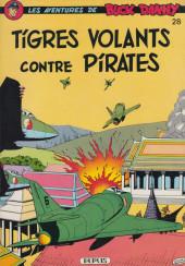 Buck Danny -28c1976- Tigres volants contre pirates