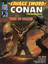 Savage Sword of Conan The Barbarian (The) (1974) -5- Tree of Death