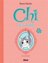 Chi - Une vie de chat (grand format) -19- Tome 19
