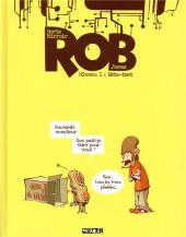 Rob -1- Niveau 1 : Bêta-test