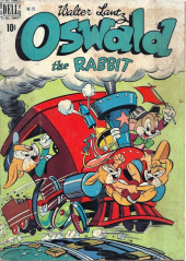 Four Color Comics (Dell - 1942) -273- Oswald the Rabbit
