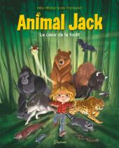 Animal Jack -1- Le cœur de la forêt
