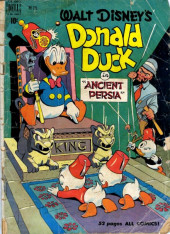Four Color Comics (Dell - 1942) -275- Donald Duck in Ancient Persia