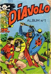 Diavolo (2e Série - Aventures et voyages) -Rec01- Album N°1 (du n°1 au n°5)