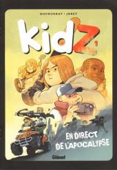 Kidz -1Extrait- Tome 1