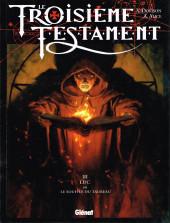 Le troisième Testament -3a2007- Luc ou le souffle du taureau