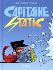 Capitaine Static - Tome INT