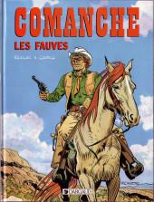 Comanche -11- Les fauves
