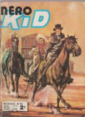 Néro Kid -41- Un marché de dupes