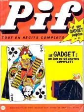 Pif (Gadget) -33- Numéro 33