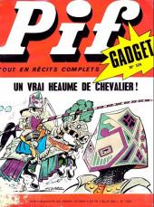 Pif (Gadget) -104- Un vrai heaume de chevalier