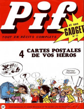 Pif (Gadget) -72- Numéro 72