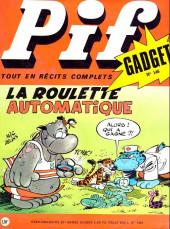 Pif (Gadget) -146- La roulette automatique