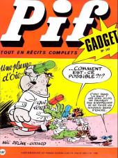 Pif (Gadget) -147- Une plume d'oie
