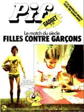 Pif (Gadget) -301- Le match du siècle filles contre garçons