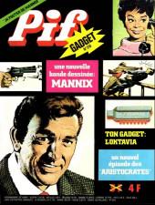 Pif (Gadget) -316- Mannix