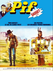 Pif (Gadget) -321- Le sac de james west