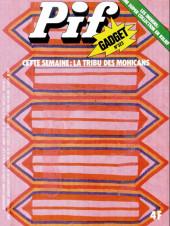 Pif (Gadget) -323- Cette semaine : la tribu des mohicans
