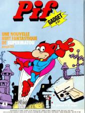 Pif (Gadget) -327- Une nouvelle nuit fantastique de supermatou